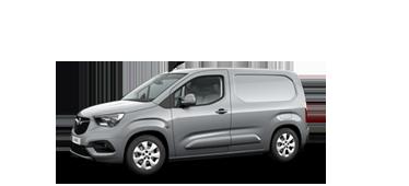 Nieuwe Opel combo
